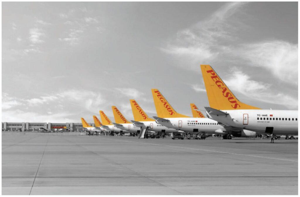 Pegasus-Airlines-decrease-cost-per-ticket-sale