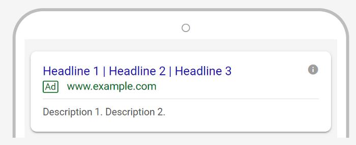 Responsive Search Ads (Duyarlı Arama Ağı Reklamları)